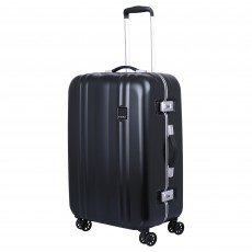 Tripp black 'Absolute Lite II ' medium 4 wheel case