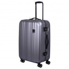 Tripp Pewter 'Absolute Lite II ' Medium 4 Wheel Suitcase