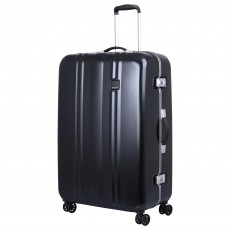 Tripp black 'Absolute Lite II ' large 4 wheel suitcase
