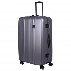 Tripp Pewter 'Absolute Lite II ' Large 4 Wheel Suitcase