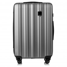 Tripp Pewter 'Retro' Medium 4 Wheel Suitcase