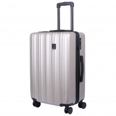 Tripp Champagne 'Retro' Medium 4 Wheel Suitcase