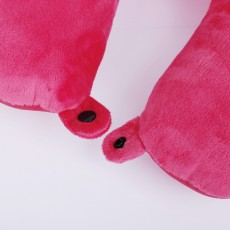 Tripp raspberry 'Accessories' pillow