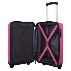Tripp Posey 'World' Cabin 4 Wheel Suitcase