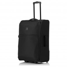 Tripp Black  'Ultra Lite' 2 Wheel Medium Suitcase