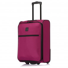 Tripp Cherry 'Ultra Lite' 2 Wheel Cabin Suitcase