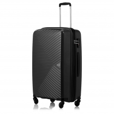Tripp Black 'Chic' Medium 4 Wheel Suitcase