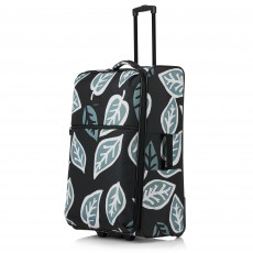 Tripp Black/Sage 'Ultra lite Bold Leaf' Large 2W Case