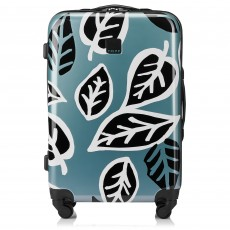 Tripp Black/Sage 'Bold Leaf' Hard Medium 4W Case