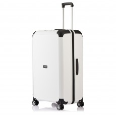 Tripp White Large 'Supreme' 4 Wheel Suitcase