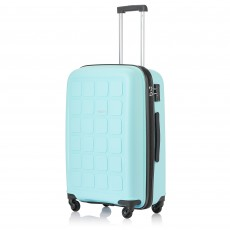 Tripp Cool Mint 'Holiday 6' Medium 4 wheel Suitcase
