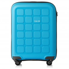 Tripp Turquoise 'Holiday 6' Cabin 4 wheel Suitcase