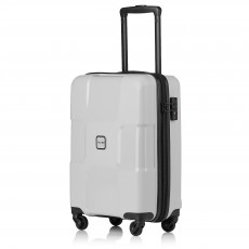 Tripp Dove Grey  'World' cabin 4 wheel suitcase
