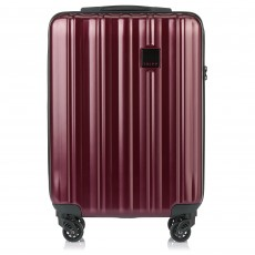 Tripp Claret 'Retro' cabin 4 wheel suitcase