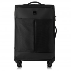 Tripp Black 'Style Lite' Medium 4 Wheel Suitcase
