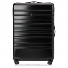 Tripp Black 'Horizon' Large 4 Wheel Suitcase