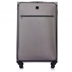 Tripp Silver 'Full Circle' Large 4 Wheel Suitcase