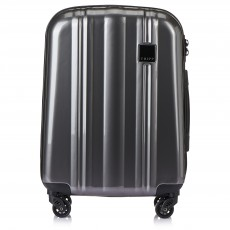 Tripp Pewter 'Absolute Lite' Cabin 4 Wheel Suitcase
