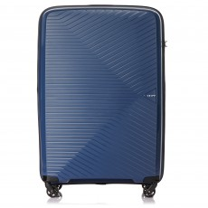 Tripp Denim 'Chic' Large 4 Wheel Suitcase