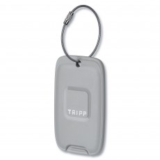Tripp Dove Grey 'Tripp Accessories Luggage Tag