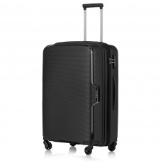 Tripp Black 'Escape' Medium 4 Wheel Expandable Suitcase