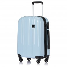 Tripp Ice Blue 'Absolute Lite' Cabin 4 Wheel Suitcase