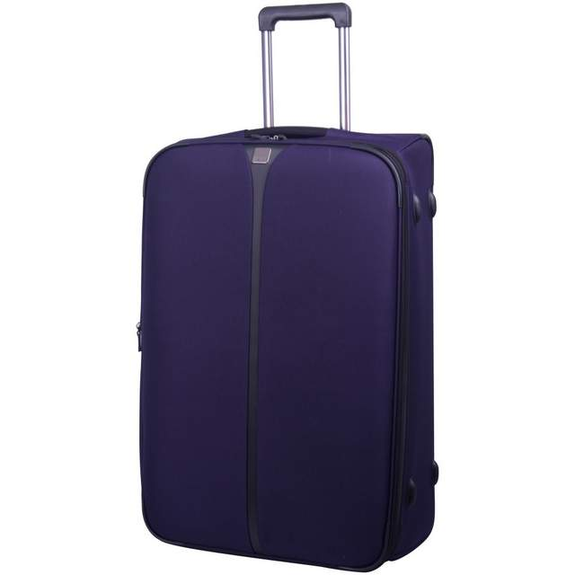 Superlite III Large 2 wheel Suitcase76cm GRAPE..