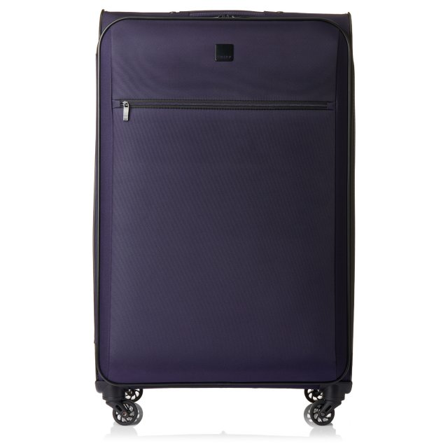 Tripp grape 'Full Circle' 4 wheel large suitcase - Soft Suitcases ...