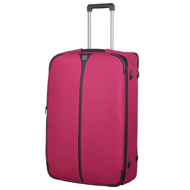 Superlite III Large 2 wheel Suitcase 76cm RUBY