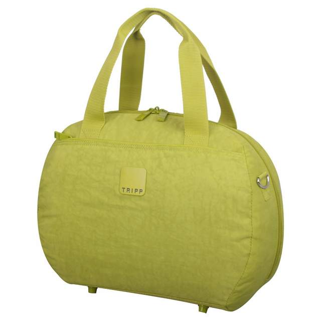 Holiday Bags Holdall LIME