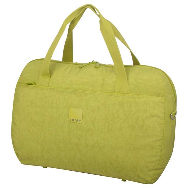 Holiday Bags Large Holdall LIME