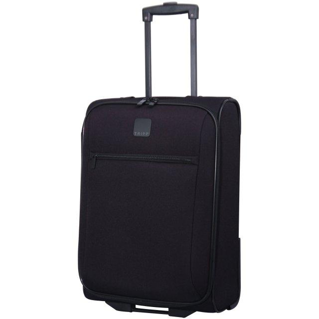 Tripp Glide Lite III 2-Wheel Cabin Suitcase Black - Soft Suitcases ...