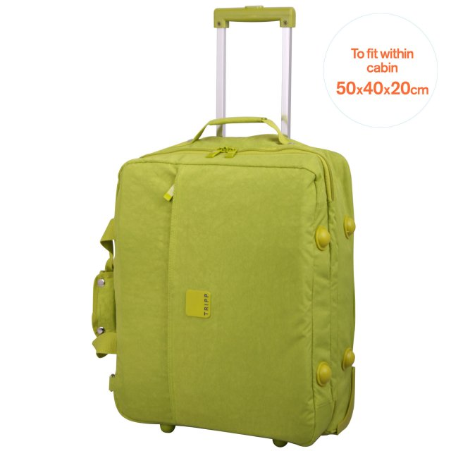Holiday Bags Cabin Duffle 2W SC 50cm LIME