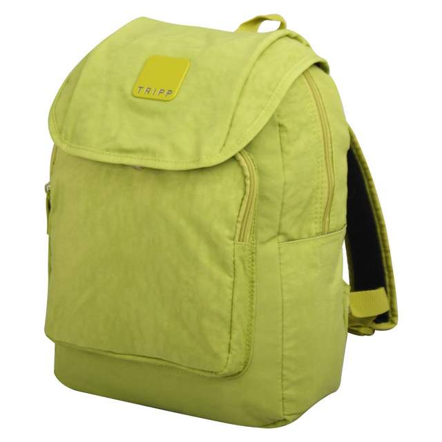 Holiday Bags Flapover Backpack LIME