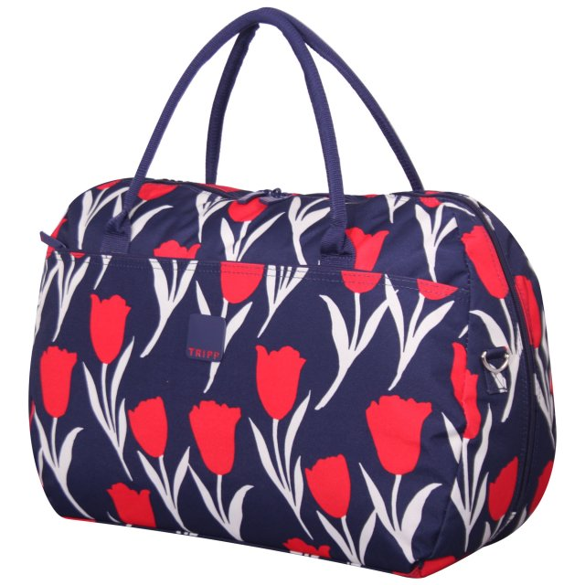 Express Tulip Large Holdall NAVY/RED
