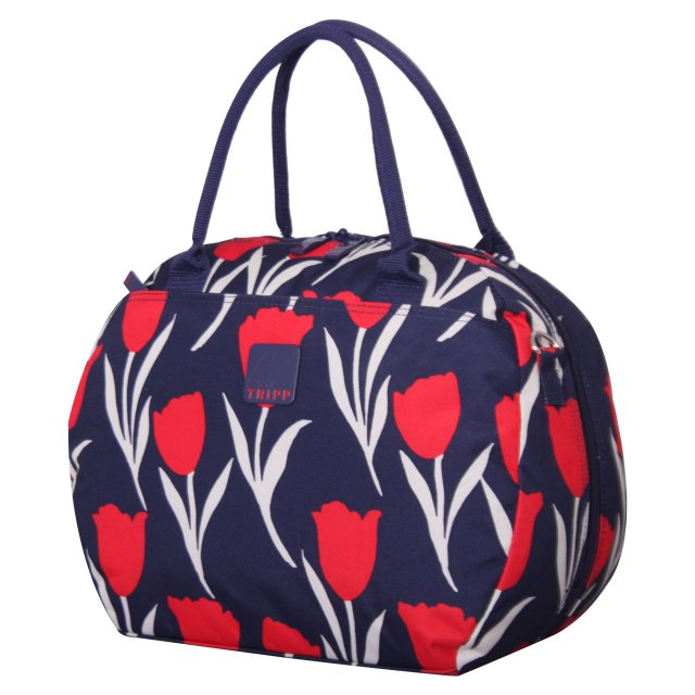 Express Tulip Holdall NAVY/RED