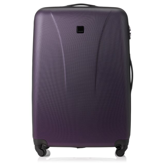 Tripp cassis 'Lite' 4 wheel large suitcase - Hard Suitcases ...