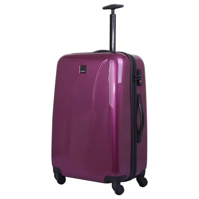 Chic Medium 4 wheel Suitcase 69cm MULBERRY