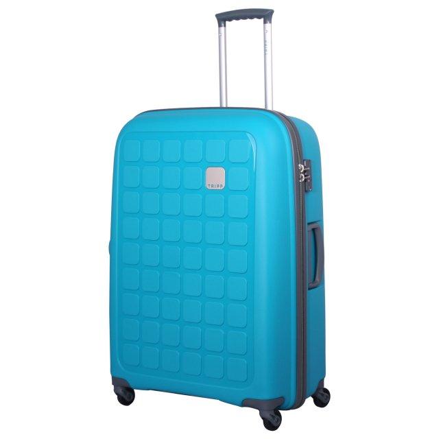 Tripp ultramarine II 'Holiday 5' large 4 wheel suitcase - Hard ...