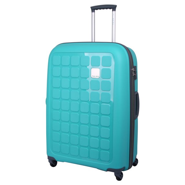 Tripp mint II 'Holiday 5' large 4 wheel suitcase - Hard Suitcases ...