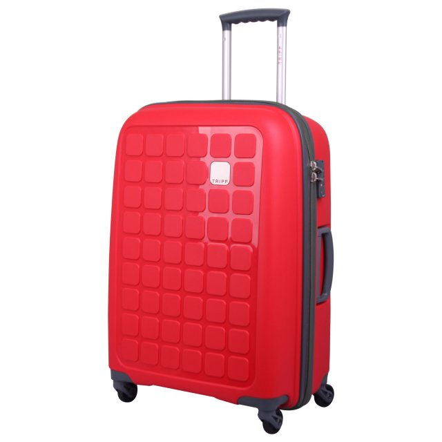 Holiday 5 Medium 4 wheel Suitcase 65cm POPPY II