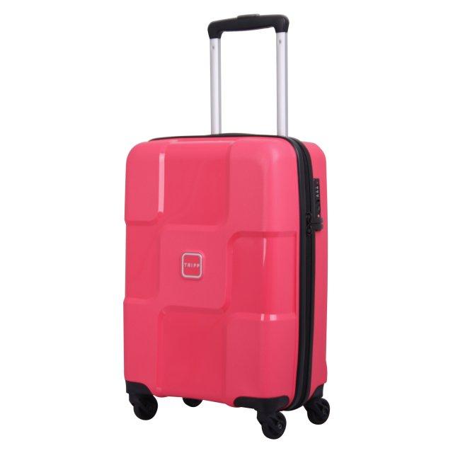 Tripp watermelon 'World' 4 wheel cabin suitcase - Hard Suitcases ...