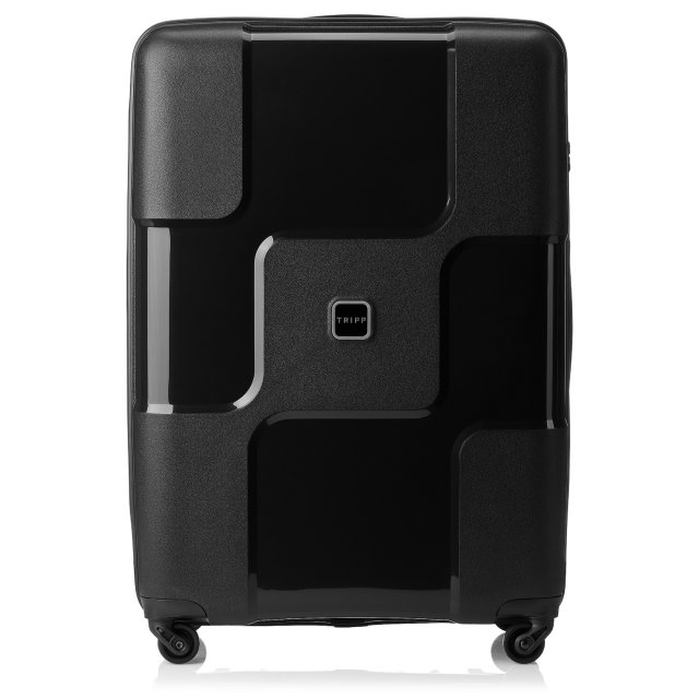Tripp World 4-Wheel Large Suitcase Black II - Hard Suitcases ...
