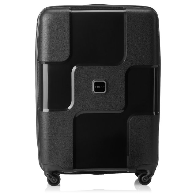 World Medium 4 wheel Suitcase 65cm BLACK II