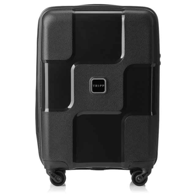 World Cabin 4 wheel Suitcase 55cm BLACK II