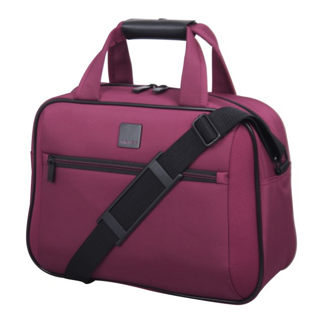 Full Circle Flight Bag SCARLET