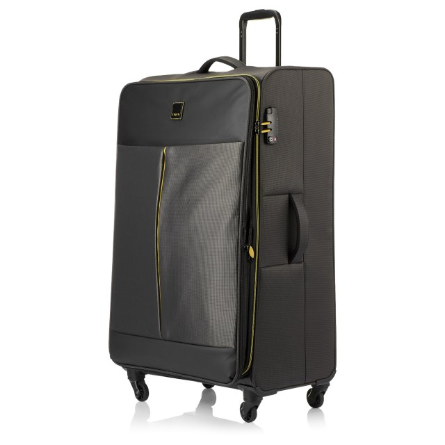 a38dc00b8 Tripp Graphite 'Style Lite' Large 4 Wheel Suitcase - Soft Suitcases ...