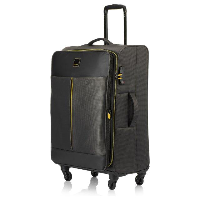 b971dec16 Tripp Graphite 'Style Lite' Medium 4 Wheel Suitcase - Soft Suitcases ...
