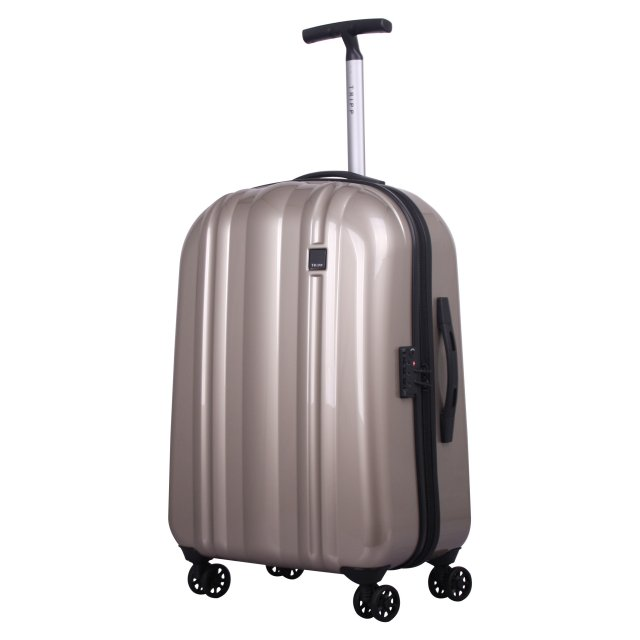 Absolute Lite Medium 4 wheel Suitcase 68cm BRONZE