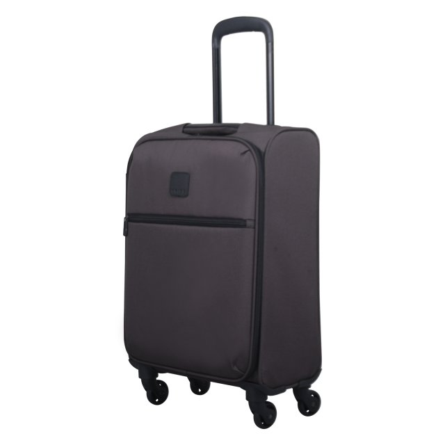 Ultra Lite Cabin 4 wheel Suitcase 55cm GRAPHITE